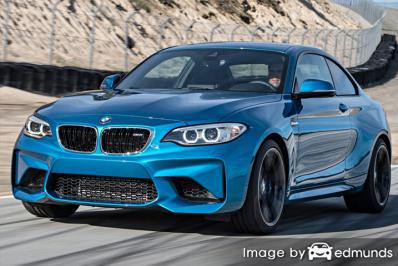 Insurance quote for BMW M2 in Lincoln