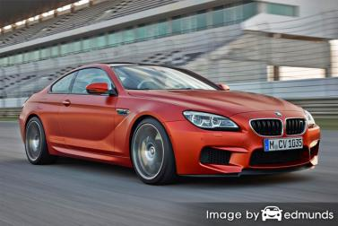 Discount BMW M6 insurance
