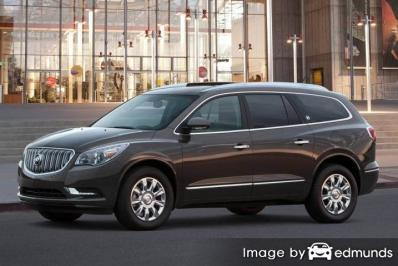 Insurance quote for Buick Enclave in Lincoln