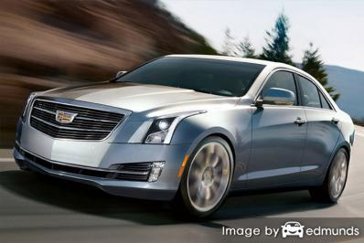 Insurance rates Cadillac ATS in Lincoln