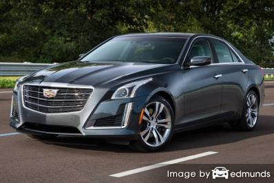 Insurance quote for Cadillac CTS in Lincoln