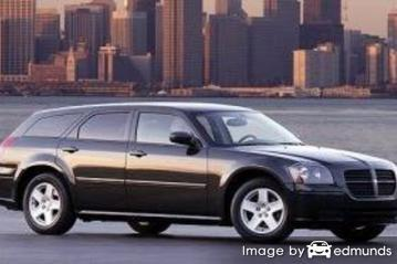 Insurance quote for Dodge Magnum in Lincoln
