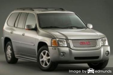 Insurance rates GMC Envoy in Lincoln