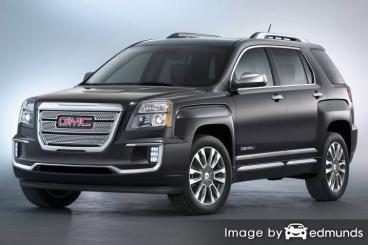 Insurance quote for GMC Terrain in Lincoln
