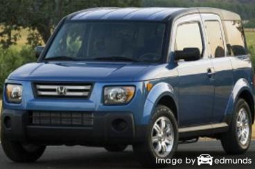 Insurance quote for Honda Element in Lincoln