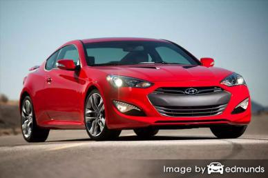 Insurance for Hyundai Genesis