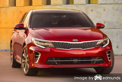 Insurance rates Kia Amanti in Lincoln