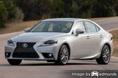 Insurance quote for Lexus IS 250 in Lincoln