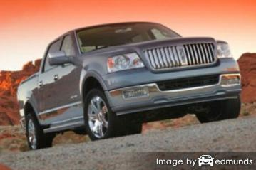 Insurance quote for Lincoln Mark LT in Lincoln