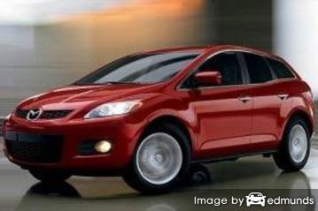 Insurance quote for Mazda CX-7 in Lincoln