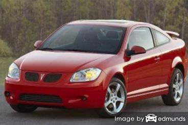 Insurance quote for Pontiac G5 in Lincoln