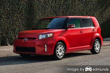 Insurance quote for Scion xB in Lincoln