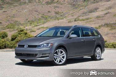 Insurance quote for Volkswagen Golf SportWagen in Lincoln