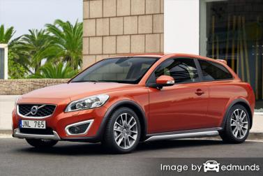 Insurance rates Volvo C30 in Lincoln